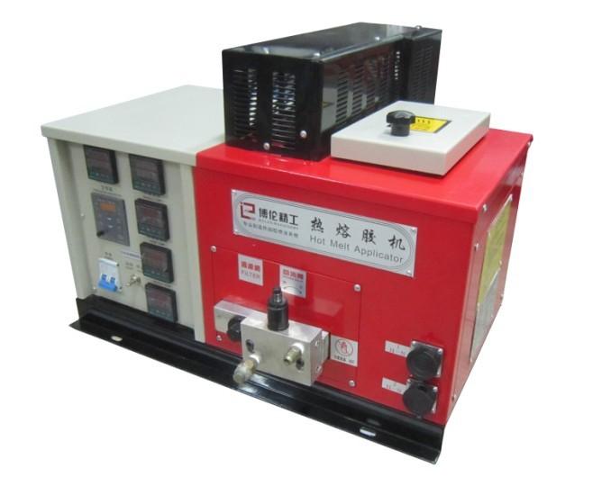 BL-8810M2 立式泵热熔胶机