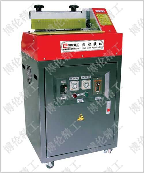BL-8300A 热熔胶过胶机