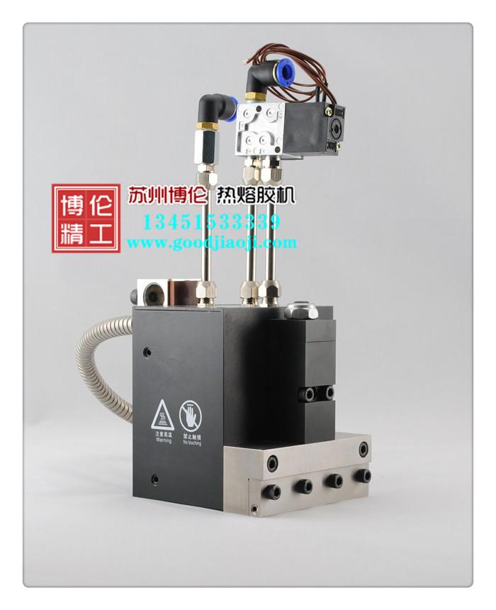 BL-8002X-100MM 热熔胶纤维喷枪