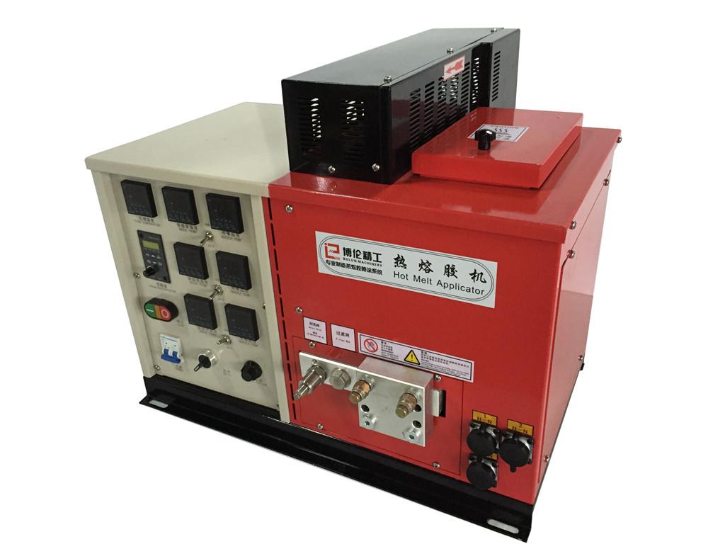 BL-8815立式泵热熔胶机