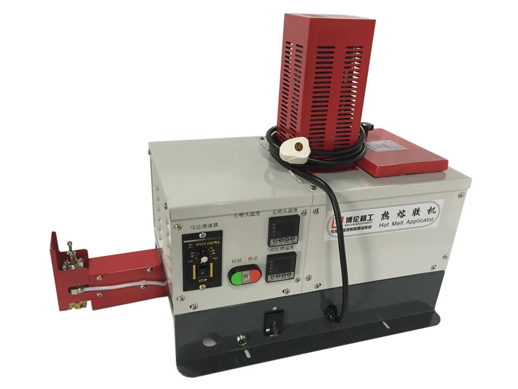 BL-8505M1 齿轮泵单头热熔胶点胶机