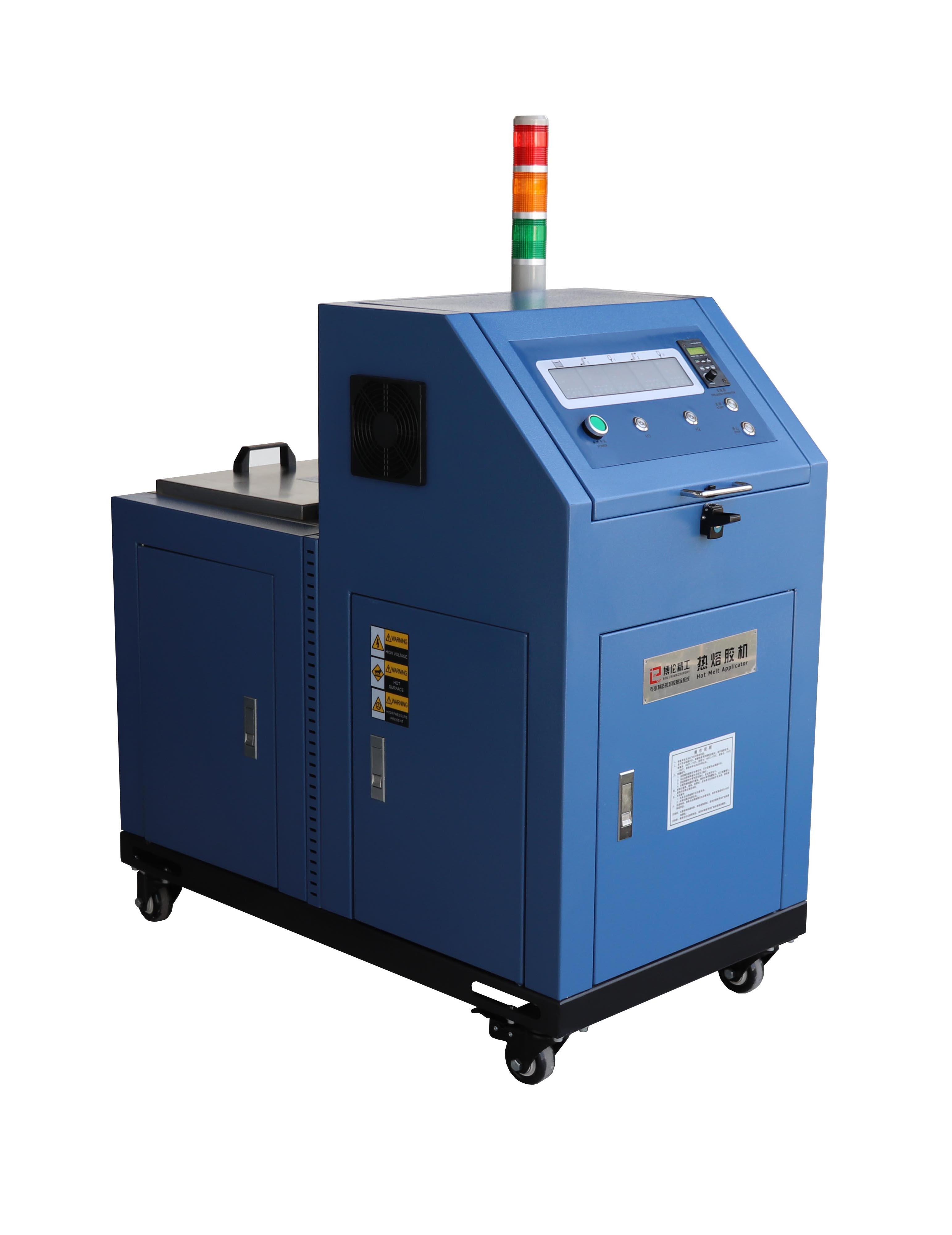 BL-8830M2-30KG 热熔胶机